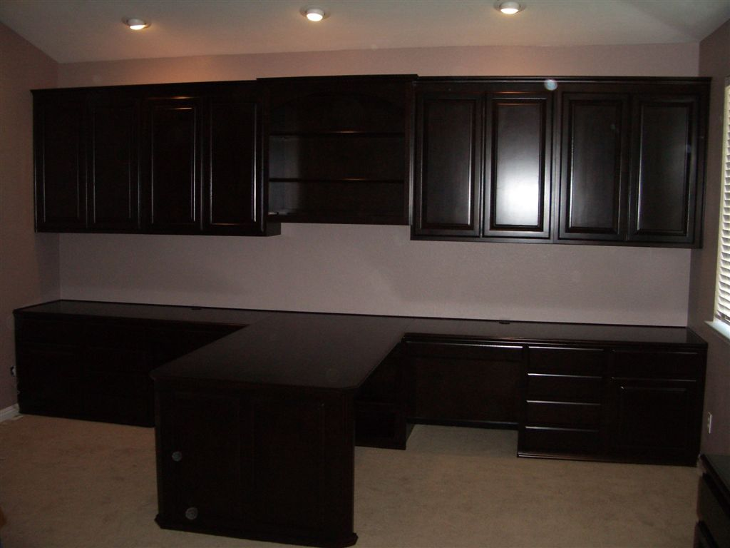 Built In Home Office Cabinets Photo Gallery. Home Office Furniture Cabinets