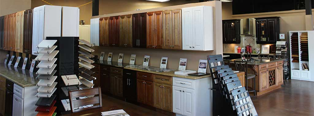 Kitchen cabinet showroom in Orange County