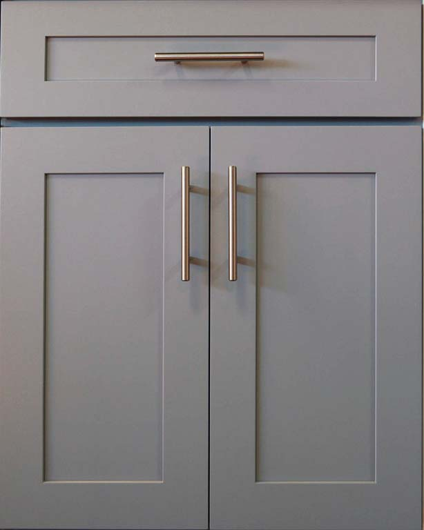 BC Grey Shaker & Kitchen Cabinet Doors in Orange County \u0026 Los Angeles