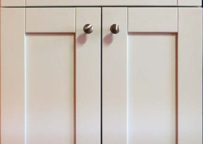 Ml White Shaker Kitchen Cabinet Door Style