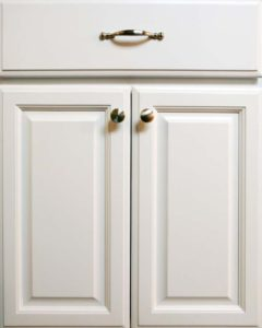 Pc Classic White Kitchen Cabinet Door Style Cabinet Wholesalers
