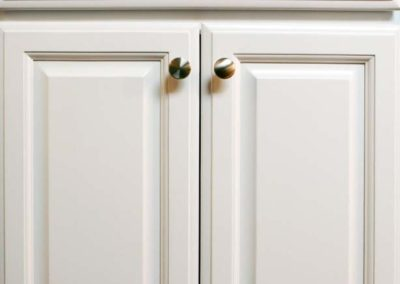 PC Classic White Kitchen Cabinet Door Style
