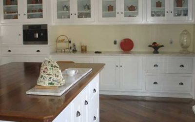 Kitchen Cabinet Remodel: Focus on Doors