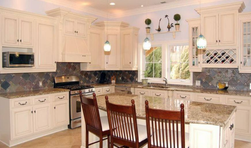 We specialize in kitchen cabinets in Orange County