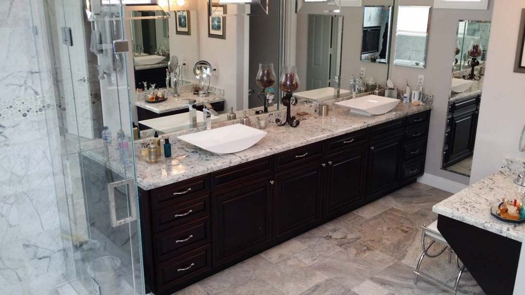 Bathroom Refacing Save Time - Includes 20 Year Warranty