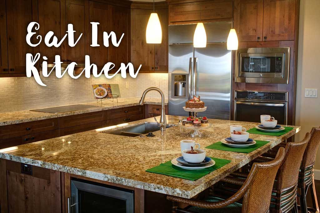 Kitchen Island You Can Eat At
