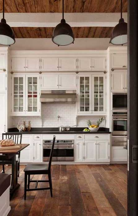 Farmhouse Style White Kitchen ⋆ Cabinet Wholesalers ...