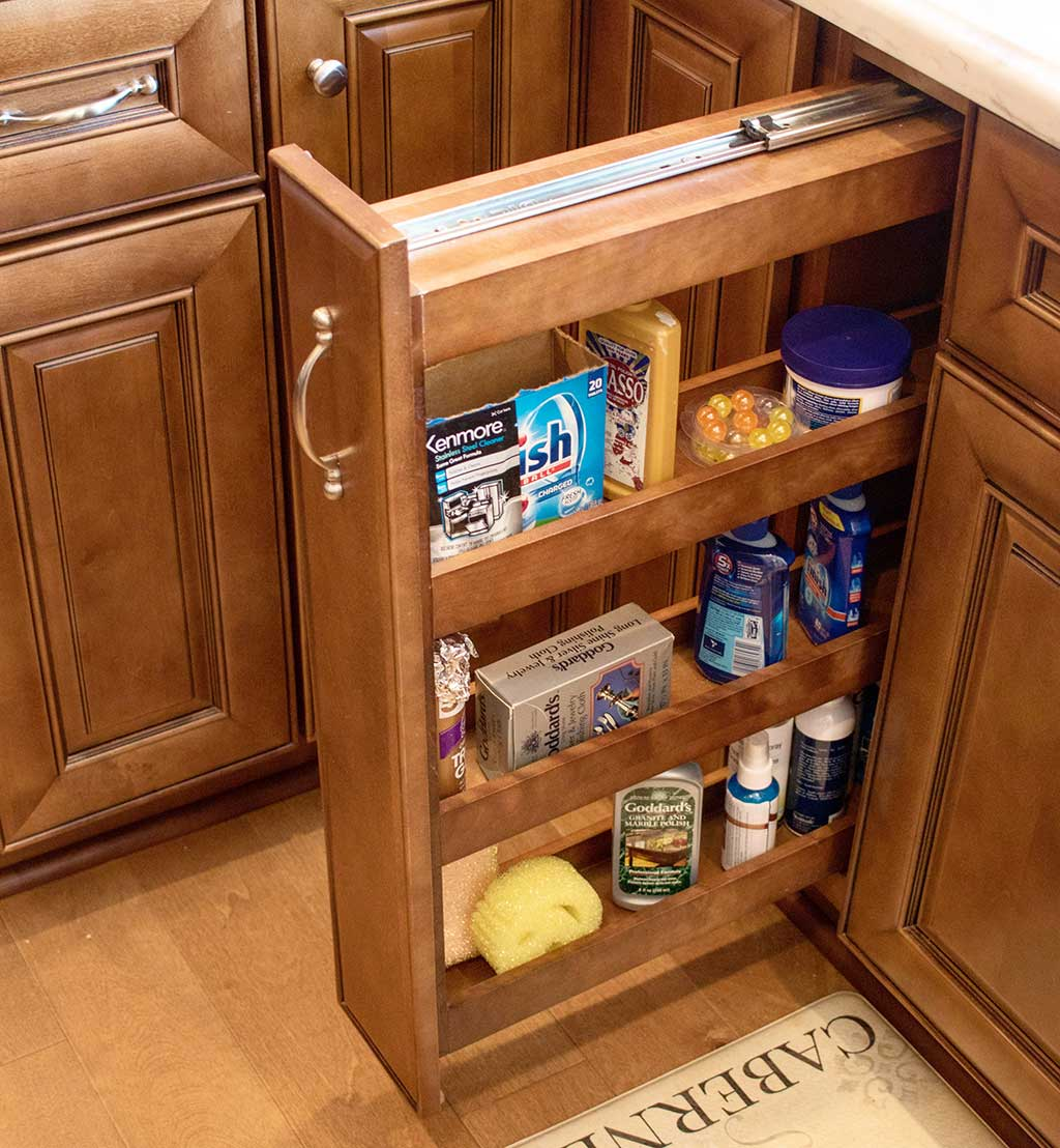 Spice Rack kitchen pullout