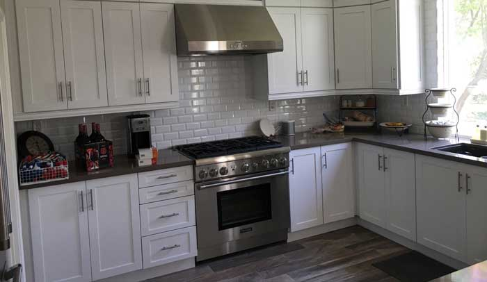 Kitchen cabinet refacing Fountain Valley