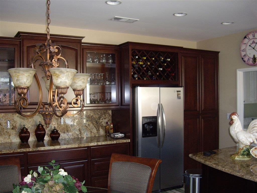 Kitchen cabinet refacing Mission Viejo