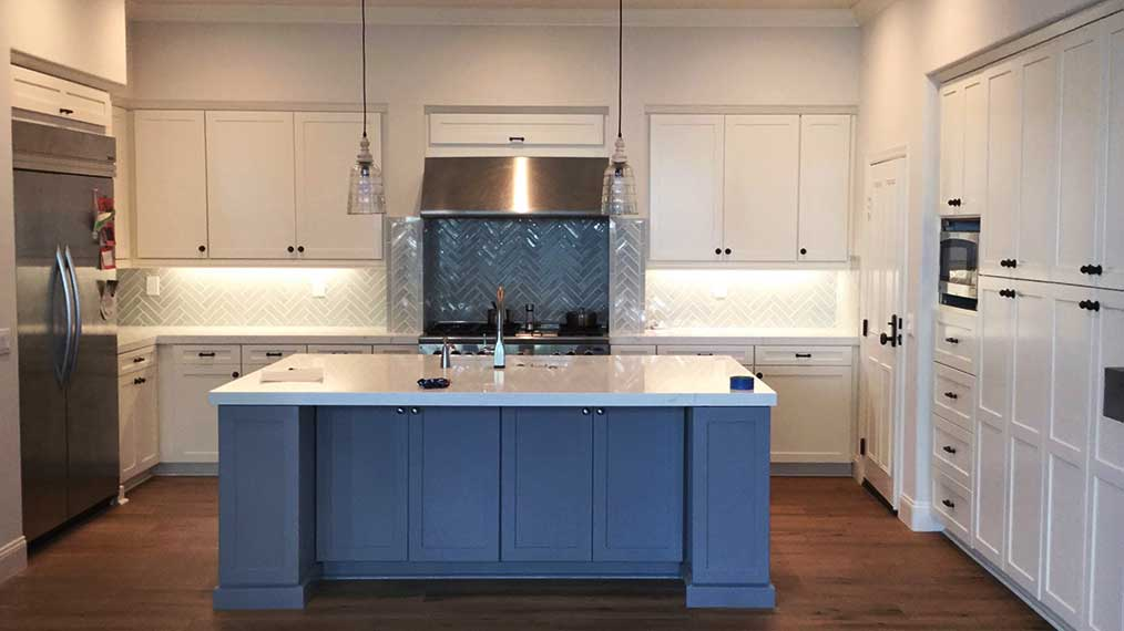 Kitchen cabinet refacing Costa Mesa