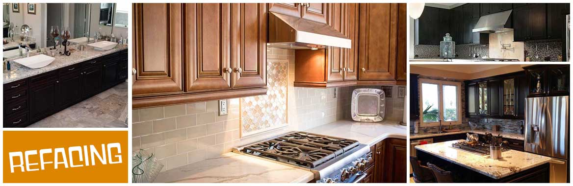 Get a Kitchen Tune Up with Cabinet Refacing