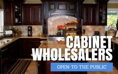 Cabinet Wholesalers – Open to the Public