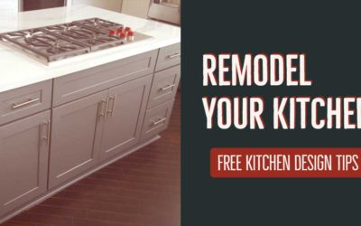 Kitchen Design Tips For Remodeling Your Kitchen