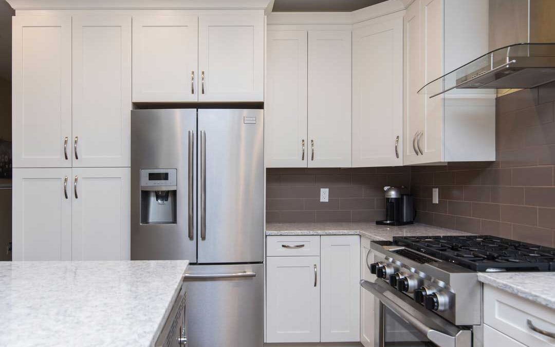 Kitchen cabinet refacing by Cabinet Wholesalers