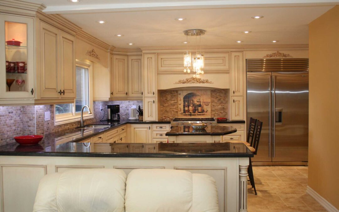 8 signs you should consider a cabinet remodel